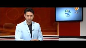 اشتباه مجدد مجری شبکه ورزش - خبر کذب درگذشت احسان علیخانی در برنامه المپیک !