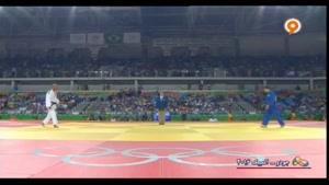 رقابت های جودو منفی ۶۶ کیلوگرم مردان سورینا و الجزایر