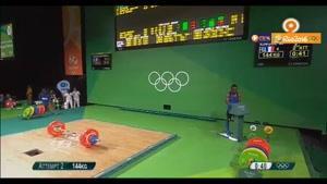 رقابت وزنه برداری مردان دسته ۶۹ کیلوگرم
