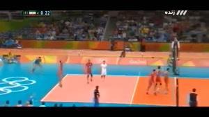 ایران ۰ - ۳ آرژانتین - المپیک ریو ۲۰۱۶
