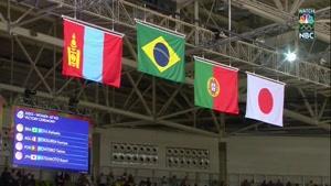 اشک های رافائل سیوابعد از دریافت اولین مدال طلای برزیل