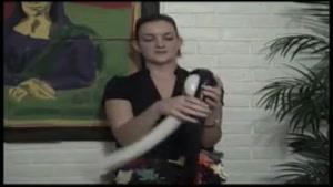 آموزش ساخت پنگوئن با بادکنک