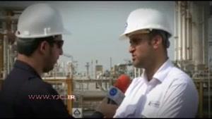 پیشرفت فیزیکی فازهای ۲۰ و ۲۱ پارس جنوبی به همت مهندسان ایرانی