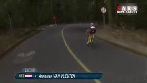 آسیب مغزی دوچرخهسوار هلندی در المپیک
