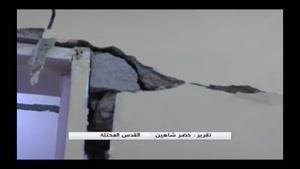 فیلم/حفاری خطرناک صهیونیستها زیر مسجدالاقصی