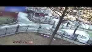 تیراندازی و تعقیب و گریز هولناک یک نوجوان سیاهپوست بدست پلیس آمریکا