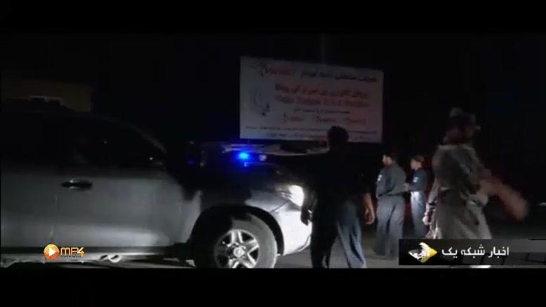 نا امنی در کابل (انفجار مهیب)
