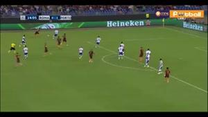 خلاصه بازی آ اس رم ۰-۳ پورتو