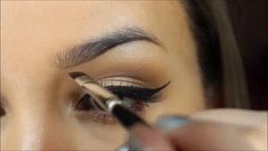 آموزش ۱ آرایش ابرو
