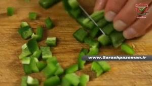 فیلم آشپزی - طرز تهیه دیپ ذرت