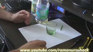 آموزش درست کردن شمع در آب
