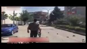 انفجار مهیب در وان ترکیه