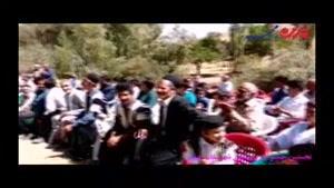 فیلم/برگزاری نخستین جشنواره انگور و جاذبههای روستایی خمین