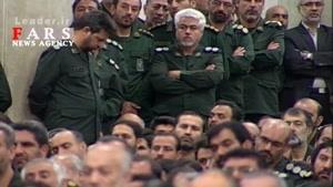 گزیده دیدار فرماندهان سپاه با رهبر انقلاب