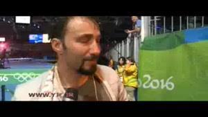 وقتی که وزیر ورزش شمشیرباز المپیکی کشورمان را نمیشناسد