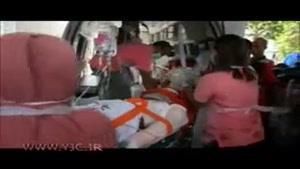 ده کشته و زخمی بر اثر انفجار مقابل مدرسه
