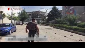 انفجار شهر «وان» ترکیه را لرزاند