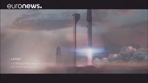 اسپیس ایکس: با ۲۰۰ هزار دلار شما را به مریخ می بریم / رسانه تصویری وی گذر