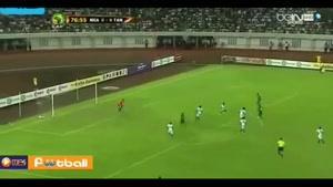 نیجریه ۱-۰ تانزانیا
