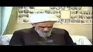 قرائت زیبای اشعار حافظ توسط آیت الله سعادت پرور