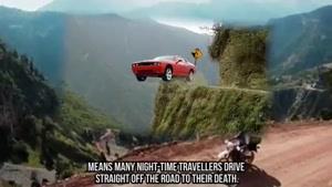 ده جاده ای که هرگز دوست ندارید در آنها رانندگی کنید