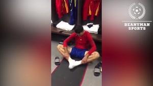 چالش مانکن تیم ملی اسپانیا