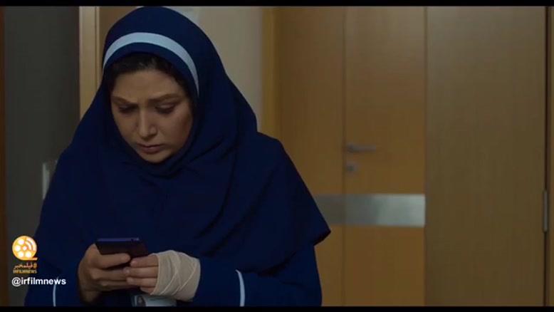 """تیزر فیلم سینمایی""""شنل"""" با بازی باران کوثری و رضا بهبودی"""