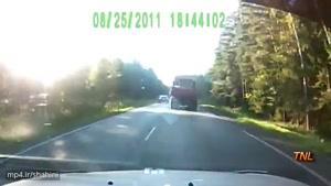حوادث غیر مترقبه و تصادف خودروها