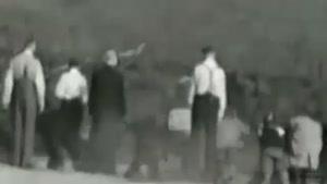 تصاویر واقعی و حقیقی که در تمام صفحات مجازی حذف میشود اعدام در دوران جنگ جهانی