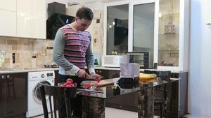 طرز تهیه سس سالسا یک سس خوشمزه و رژیمی در فودآکادمی با ایمان آشپزی کنید. سس انواع استیک برگر لازانیا