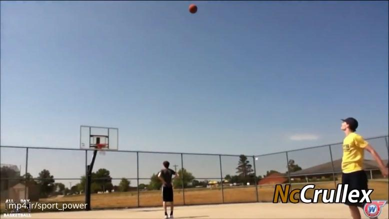 دیدنی ترین مهارت های بسکتبالیست ها