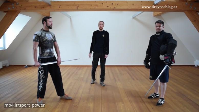 آموزش بیسیک در شمشیربازی