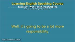 آموزش زبان انگلیسی برای مکالمه