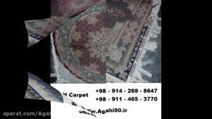 جالب - فرش دستبافت خوی - جذاب