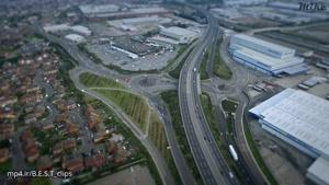 فیلمبرداری هوایی از لندن