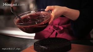 خلاقیت های جالب برای تزیین کیک شکلات