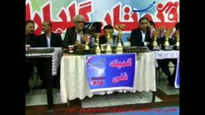 فیلم/ مسابقات سبک «شوتوکان کاراته دو» قهرمانی کشور در اراک