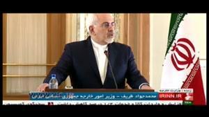 ظریف: فعالیتهای موشکی ایران جزئی از برجام نیست/ بدعهدی آمریکا مانع اجرای توافق هستهای