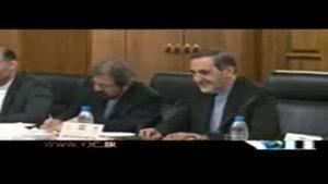 مخالفت ایران با حضور آمریکا در اجلاس آستانه