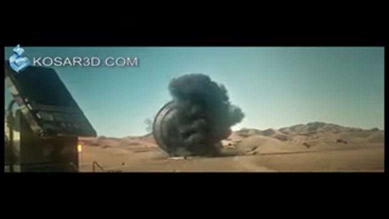 فیلم/ آماده شدن انیمیشن «نبرد خلیجفارس ۲» برای اکران
