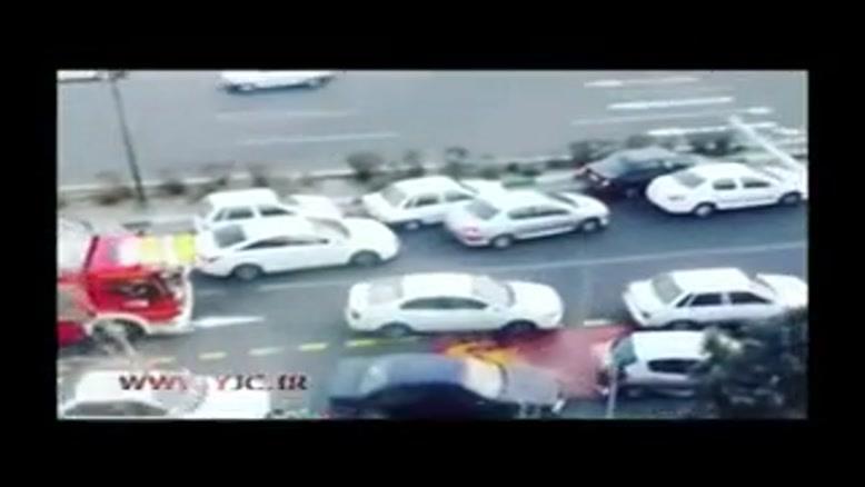 تهران پس از حادثه پلاسکو