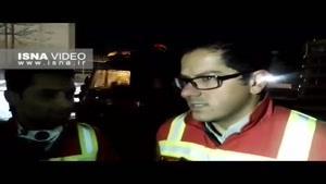 آتشنشان حاضر در عملیات آواربرداری پلاسکو:از ته قلب میخواستیم لااقل یک نفر را نجات میدادیم