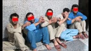 جزئیات دادگاه پنج متجاوز به زن شوهردار/مفسدان فی الارض در مشهد محاکمه شدند