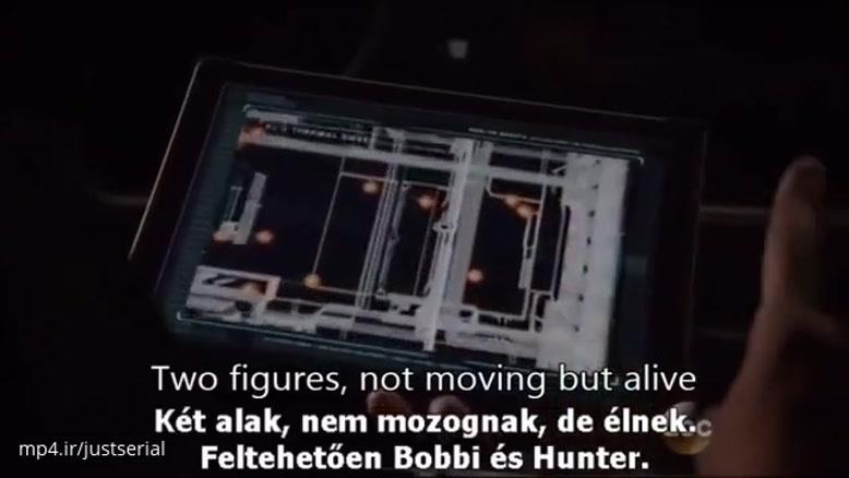 سکانس نانسان ها در سریال Agents of SHIELD