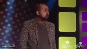 استنداپ کمدی جواد مدنی در برنامه پایه خنده در اصفهان