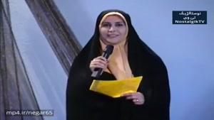 جواد خیابانی وقتی جوان بود- با حضور و اجرای زنده ی شادروان ناصر عبداللهی (۱۳۷۸ )