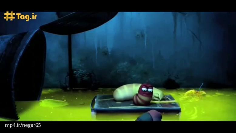 انیمیشن لاورا؛ این قسمت سرماخوردگی