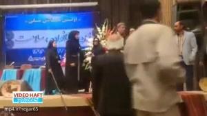 جنجال نماینده نیشابور در سخنرانی معاون استاندار