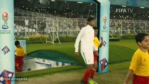 انگلیس قهرمان جام جهانی زیر ۱۷ سال شد