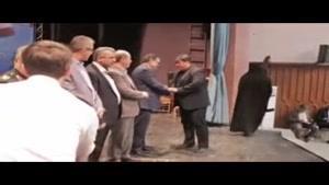 مدير آموزشگاه رانندگي پويان بوکان به عنوان مدير نمونه ترافیکی آذربایجان غربی معرفی شد
